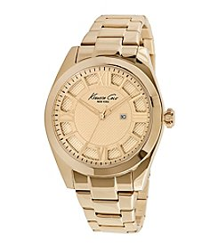 Kenneth Cole New York® Women's Classic Goldtone Watch