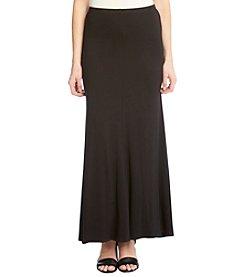 Karen Kane® Maxi Flare Skirt