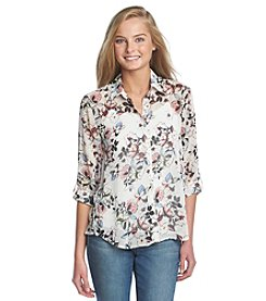 Living Doll® Tropical Floral Shirt