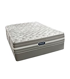 Beautyrest Recharge Connoiseur Chrisette Ultimate Firm Mattress & Box Spring Set
