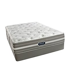 Beautyrest Recharge Connoiseur Danna Plush Mattress & Box Spring Set