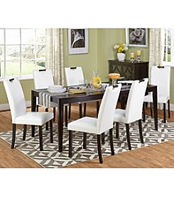 TMS 7-pc. Tilo Dining Set
