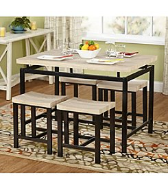 TMS 5-pc. Delano Dining Set