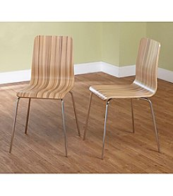 TMS Set of 2 Beatrice Dining Chairs