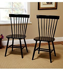 TMS Set of 2 Venice Dining Chairs