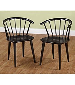 TMS Set of 2 Florence Dining Chairs