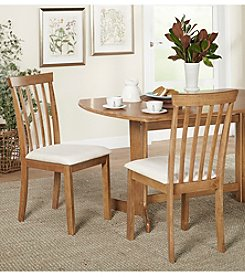 TMS Set of 2 Benton Dining Chairs