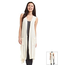 BCBGeneration™ Knit Duster Vest