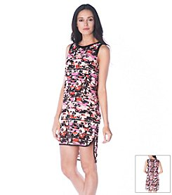 Sam Edelman™ Hi-Lo Printed Tank Dress
