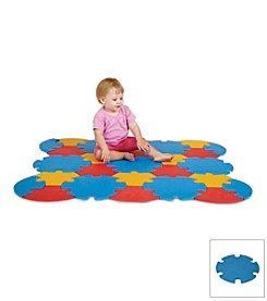 Edushape®  27-Pc. Edu Tile Circle Mat