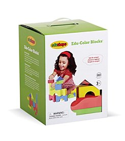 Edushape® 80-Pc. Educolor Blocks