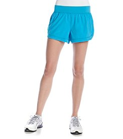 Exertek® Vented Running Shorts With Built In Panty