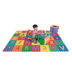 Edushape® 36-Pc. Edu Tile Letters and Numbers