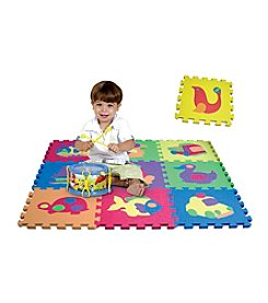 Edushape® 10-Pc. Edu Tile Puzzles