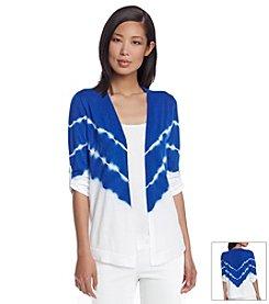 Calvin Klein Rollsleeve Flyaway Sweater