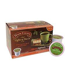 Door County Coffee & Tea Co. Highlander Grogg Decaf 12-Pk. Single Serve Cups