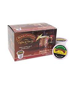 Door County Coffee & Tea Co. Jamaican Me Crazy 12-Pk. Single Serve Cups