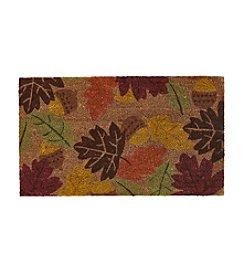 LivingQuarters Leaf Mat