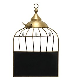 Fetco® Bird Cage Chalkboard with Clips