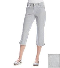 NYDJ® Rhinestone Detail Crop Jeans