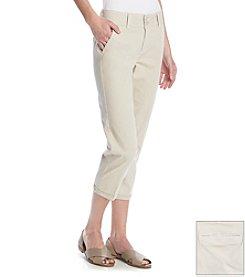 NYDJ® Rhintestone Capri Pants