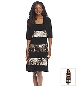 R&M Richards® Bolero Dress Set