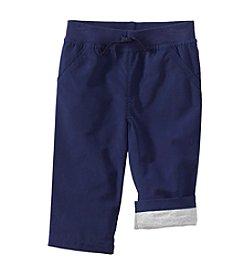 Cuddle Bear® Mix & Match Baby Boys' Woven Play Pants