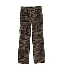 Ruff Hewn Boys 8-16 Adjustable Waistband Cargo Pants