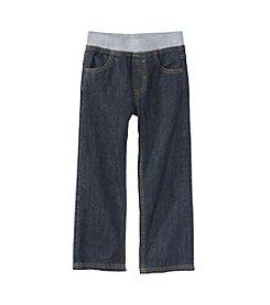 Ruff Hewn Mix & Match Boys' 2T-7 Knit Waistband Denim Pants
