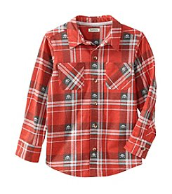 Ruff Hewn Mix & Match Boys' 2T-7 Long Sleeve Double Pocket Shirt