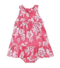 Chaps® Baby Girls' Floral Dress