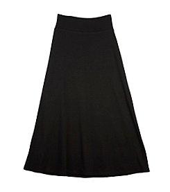 Amy Byer Girls' 7-16 Maxi Skirt