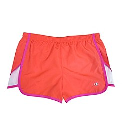 Champion® Girls' 7-16 Winning Shorts