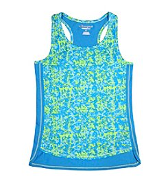 Champion® Girls' 7-16 Hi Low Racerback Tank