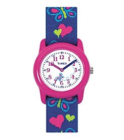 Timex® Kidz Digital Butterflies & Hearts Watch