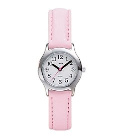 Timex® My First Timex Easy Reader Pink Watch