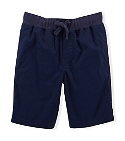 Chaps® Boys' 2T-7 Solid Varsity Shorts