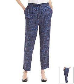 Gloria Vanderbilt® Regina Soft Printed Crop