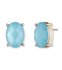 Anne Klein® Goldtone Stud Earrings