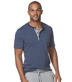 Chaps® Men's Short Sleeve Casey Henley