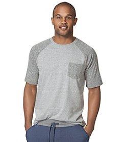 Chaps® Men's Short Sleeve Raglan Crew