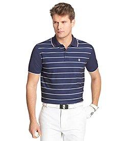 Izod® Men's Short Sleeve Classic Stripe Polo