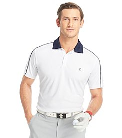 Izod® Men's Short Sleeve Athletic Polo