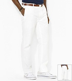 Polo Ralph Lauren® Men's Big & Tall Flat Front Pant
