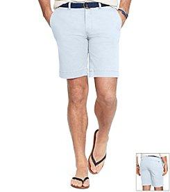 Polo Ralph Lauren® Men's Big & Tall Flat Front Shorts