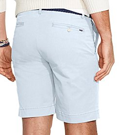 Polo Ralph Lauren® Men's Big & Tall Flat Front Shorts