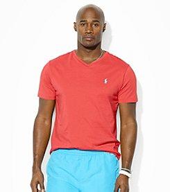 Polo Ralph Lauren® Men's Big & Tall Short Sleeve V-Neck Tee