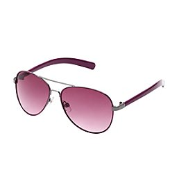Relativity® Aviator Sunglasses