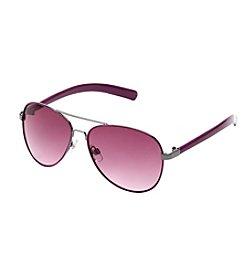 Relativity® Aviator Sunglasses