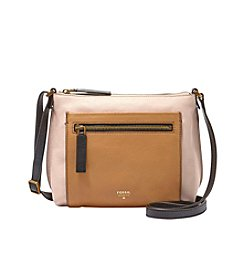 Fossil® Vickery Leather Colorblock Crossbody